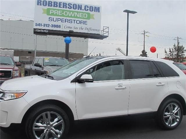 Photo Used 2014 Ford Edge Limited All-wheel Drive For Sale Bend, OR