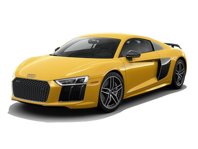 Photo Used 2017 Audi R8 V10 plus Coupe For Sale in Valencia