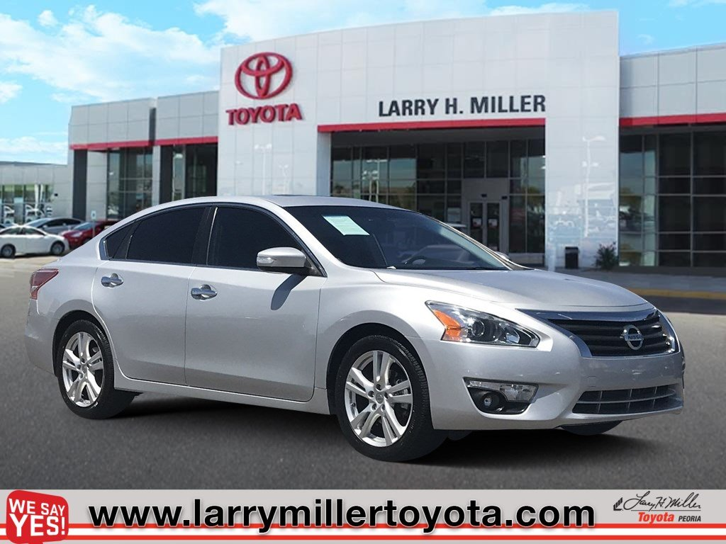 Photo Used 2013 Nissan Altima For Sale  Peoria AZ  Call 866 748-4281 on Stock 81984A