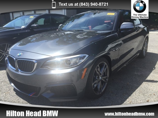 Photo 2015 BMW 2 Series M235i  BMW CPO Warranty  One Owner  Navigation Coupe Rear-wheel Drive