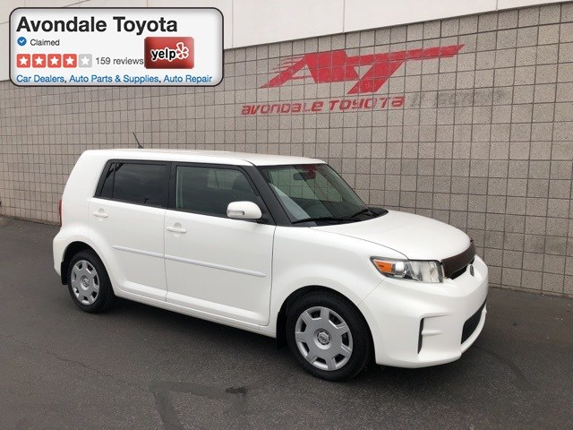 Photo Certified Pre-Owned 2012 Scion xB Wagon Front-wheel Drive in Avondale, AZ