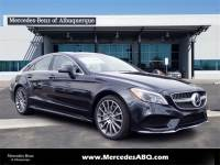 Used 2017 Mercedes-Benz CLS 550 4MATIC Coupe for Sale in Albuquerque near Los Lunas