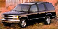 PRE-OWNED 1999 CHEVROLET TAHOE RWD SPORT UTILITY