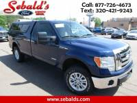 2011 Ford F-150 XLT 6.5-ft Bed 4WD