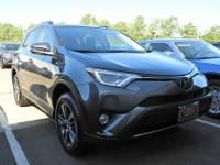 2017 Toyota RAV4 XLE Navigation, Sunroof, Smart Key & Blind Spot Mo SUV Front-wheel Drive 4-door