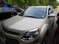 2016 Chevrolet Equinox LT SUV Front-wheel Drive
