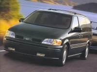 Used 1998 Oldsmobile Silhouette GLS Minivan/Van V6 SMPI 12V for Sale in Puyallup near Tacoma