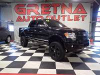 2012 Ford F-150 LIFTED PLATINUM SUPERCREW 4X4 LOADED UP 83K!