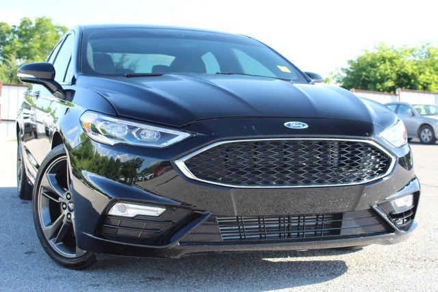 Photo Used 2017 Ford Fusion SPORT AWD NAVIGATION SUNROOF HARD LOADED 1 OWNER in Ardmore, OK