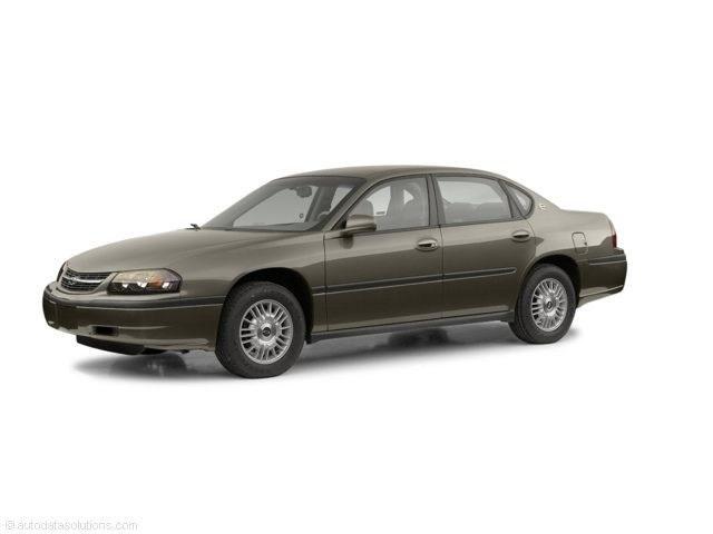 Photo 2002 Chevrolet Impala LS Sedan Front-wheel Drive For Sale  Jackson, MI