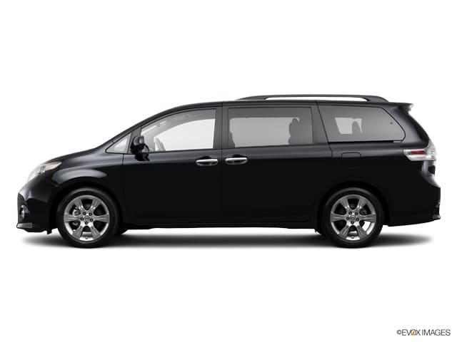 Photo 2014 Toyota Sienna LE Leather  DVD Van Front-wheel Drive 4-door