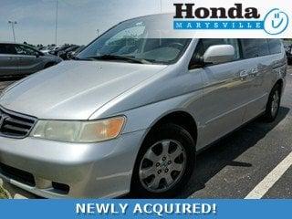 Photo Used 2004 Honda Odyssey EX-L Van
