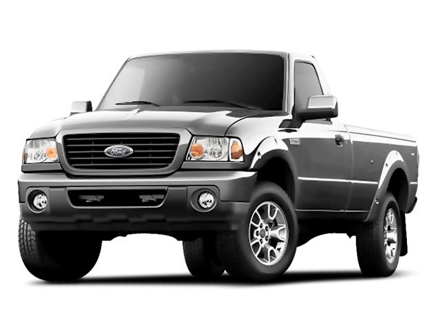 Photo PRE-OWNED 2008 FORD RANGER XL RWD REGULAR CAB PICKUP