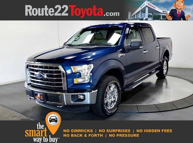 Photo 2015 Ford F-150 Truck SuperCrew Cab 4x4