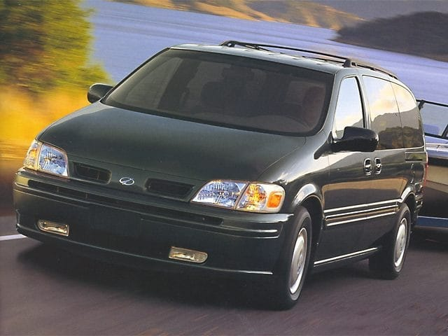 Photo Used 1998 Oldsmobile Silhouette GLS MinivanVan V6 SMPI 12V for Sale in Puyallup near Tacoma