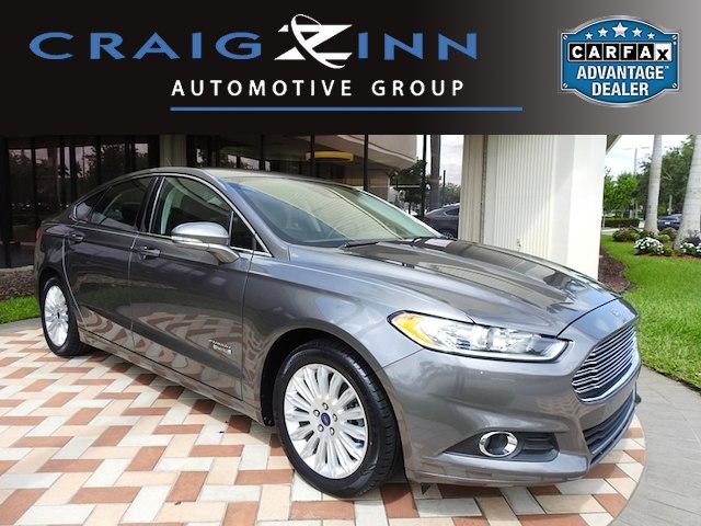 Photo Used 2014 Ford Fusion Energi SE Luxury in Pembroke Pines, FL  Near Miami  Kendall