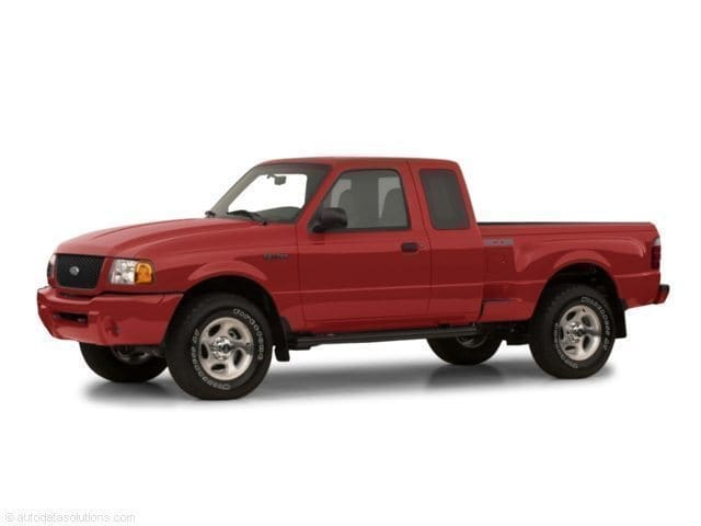 Photo Used 2001 Ford Ranger Truck 6-Cylinder SMPI Flex Fuel OHV in Red Hill, PA