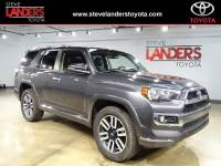 2015 Toyota 4Runner Limited 4WD V6 Limited Automatic