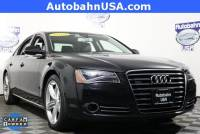 2013 Audi A8 4.0T Sedan in the Boston Area