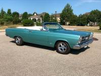 Used 1966 Ford Fairlane 500 Convertible
