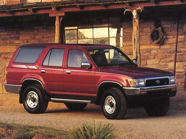 Photo Used 1993 Toyota 4Runner SR5 V6 3.0L in Great Falls