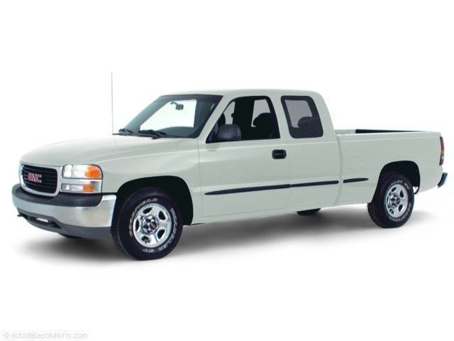 Photo Used 2000 GMC New Sierra 1500 SLE Ext Cab 143.5 WB 4WD SLE For Sale in Seneca, SC