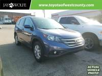 Pre-Owned 2013 Honda CR-V AWD 5DR EX-L Sport Utility Vehicle AWD