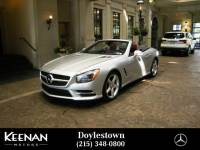 Certified Pre-Owned 2015 Mercedes-Benz SL-Class 2dr Roadster SL 400
