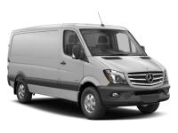 New 2018 Mercedes-Benz Sprinter 3500 Cargo 144 WB 4MATIC® 3D Cargo Van