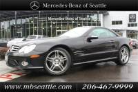 Pre-Owned 2007 Mercedes-Benz SL-Class SL 550 RWD 2D Convertible