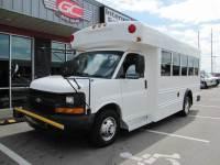 2008 Chevrolet Express 3500 Cutaway Bus C7N