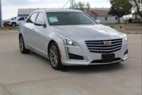Pre-Owned 2017 Cadillac CTS 2.0L Turbo Luxury RWD 4D Sedan