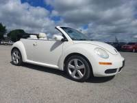 Used 2007 Volkswagen New Beetle Convertible Triple White Heated Leather Interior Super Clean! in Ardmore, OK