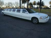 2007 Lincoln Town Car 180'' Stretch built by Great Lakes