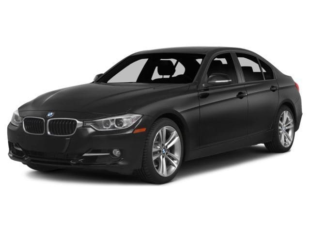 Photo 2015 Certified Used BMW 3 Series Sedan xDrive Jet Black For Sale Manchester NH  Nashua  StockPL5905