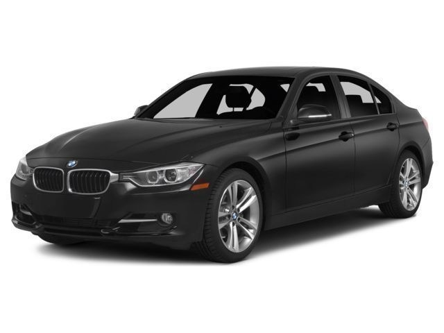 Photo 2014 Certified Used BMW 3 Series Sedan Jet Black For Sale Manchester NH  Nashua  StockB181237A