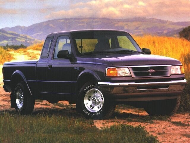 Photo 1996 Ford Ranger STX Truck in Marlette, MI