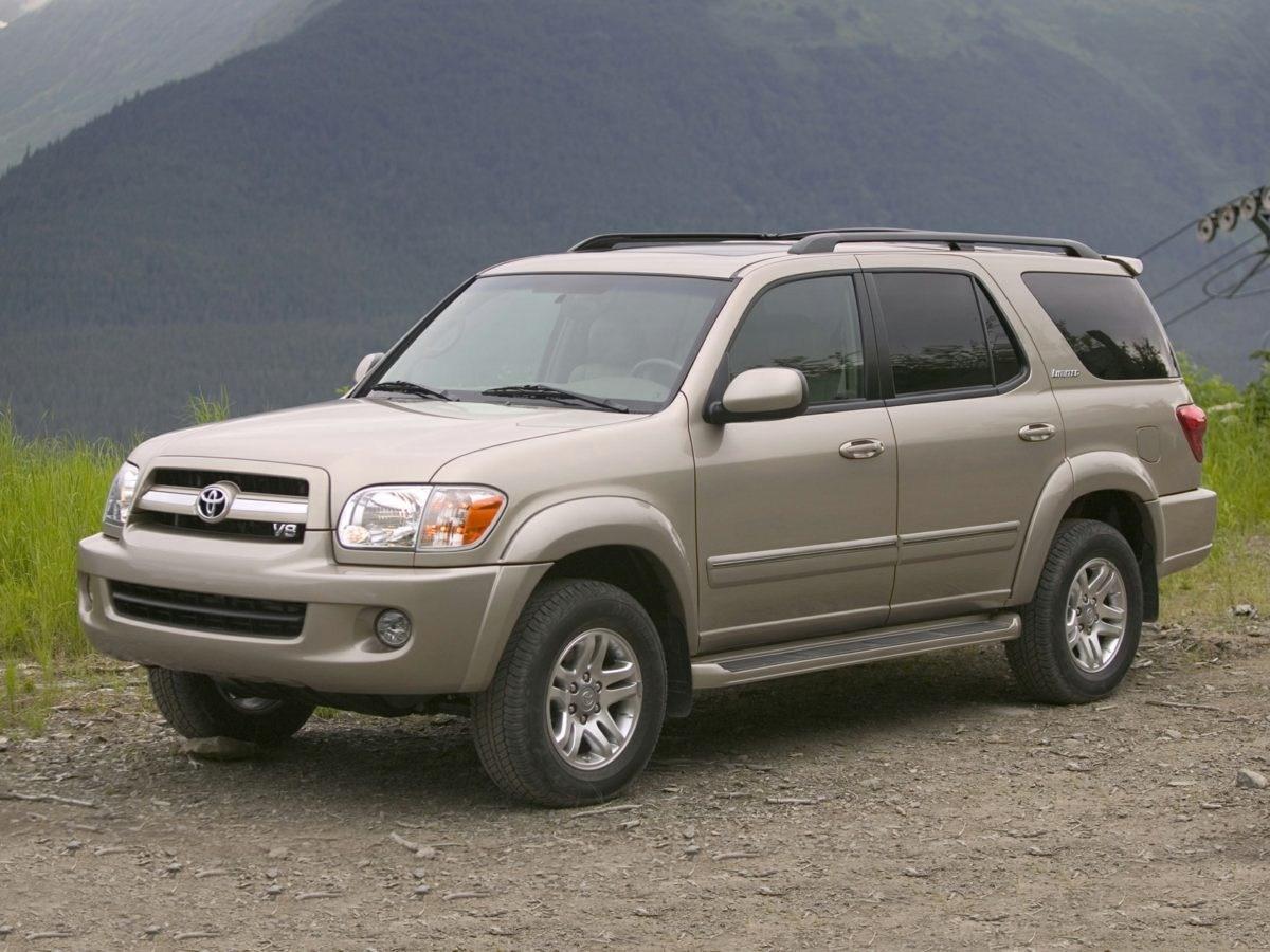 Photo 2007 Toyota Sequoia SR5 V8