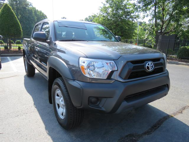 Photo Used 2015 Toyota Tacoma 2WD Double Cab I4 AT Prerunner Truck Double Cab 4x2 Double Cab