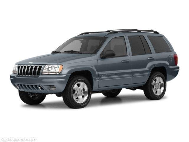 Photo Pre-Owned 2002 Jeep Grand Cherokee Laredo SUV For Sale  Raleigh NC