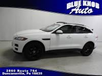 2018 Jaguar F-PACE 25t Premium SUV in Duncansville | Serving Altoona, Ebensburg, Huntingdon, and Hollidaysburg PA