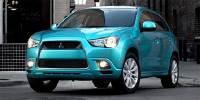 Used 2011 Mitsubishi Outlander Sport 2WD 4dr CVT SE