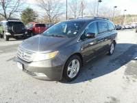 Used 2011 Honda Odyssey Touring Van Front-wheel Drive in Bennington, VT