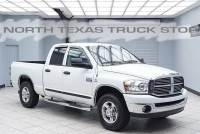 2007 Dodge Ram 2500 SLT Diesel 2WD Quad Cab Rear Camera