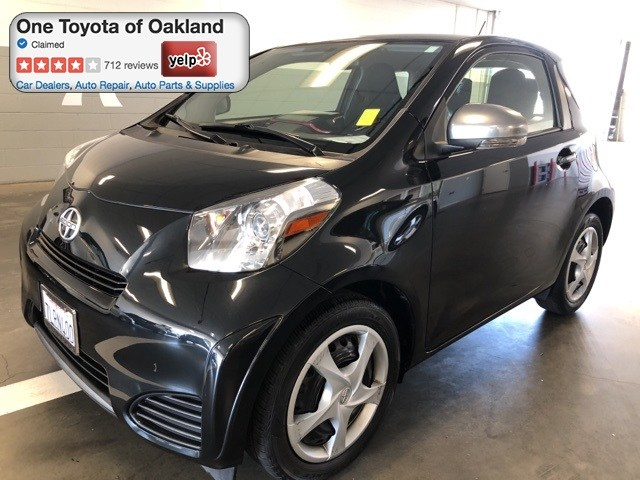 Photo Pre-Owned 2015 Scion iQ Base Hatchback in Oakland, CA
