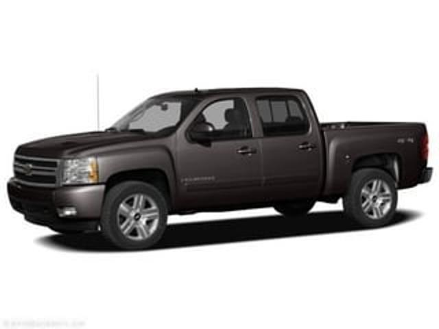 Photo 2010 Chevrolet Silverado 1500 4WD Crew Cab 143.5 LT Crew Cab Pickup for Sale in Mt. Pleasant, Texas