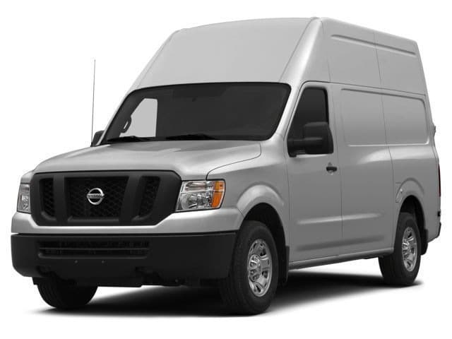 Photo Used 2018 Nissan NV Cargo NV2500 HD NV2500 HD High Roof V8 SV for sale on Cape Cod, MA