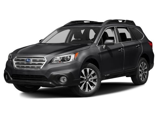 Photo Used 2015 Subaru Outback 3.6R Limited wMoonroofKeylessAccessNavEyeSight Carbide Gray For Sale  Bennington VT  VIN4S4BSENC5F3335714