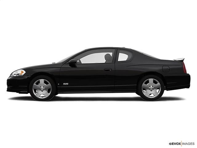 Photo Used 2007 Chevrolet Monte Carlo SS Coupe For Sale in Kingston, MA