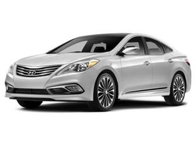 Photo Used 2015 Hyundai Azera Limited, PANO SUNROOF, NAVIGATION, LEATHER Sedan V6 Cylinder Engine